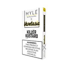Картриджи Myle (Killer Kustard)