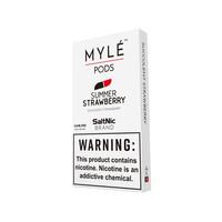 Картриджи Myle (Succulent Strawberry)