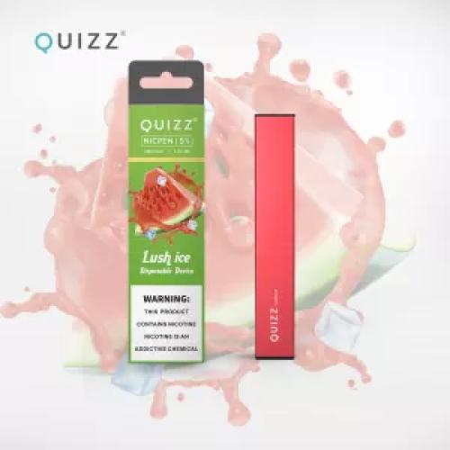 Одноразовая электронная сигарета quizz купить сигареты в кузнецке