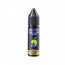 3Ger Salt 15мл (Blackcurrant Mango)