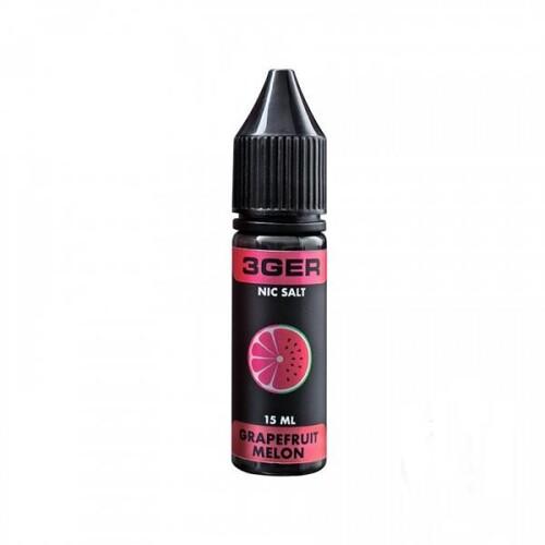 3Ger Salt 15мл (Grapefruit Melon)