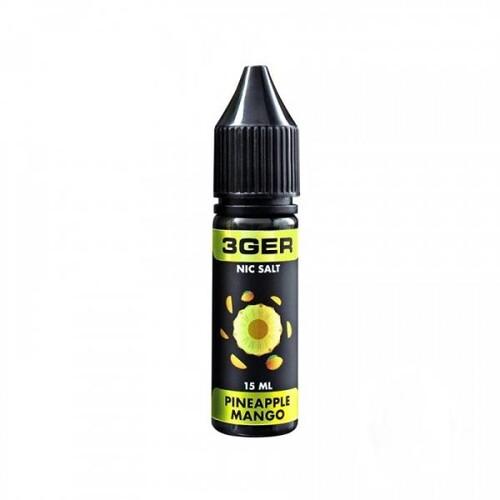 3Ger Salt 15мл (Pineapple Mango)