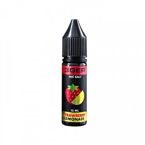 3Ger Salt 15мл (Strawberry Lemonade)
