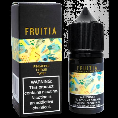 Fruitia Salt 30мл (Pineapple Citrus Twist)