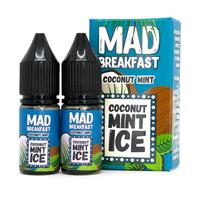 Mad Breakfast Salt 10мл (Coconut Mint)