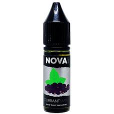 Nova Salt 15мл (Currant & Mint)