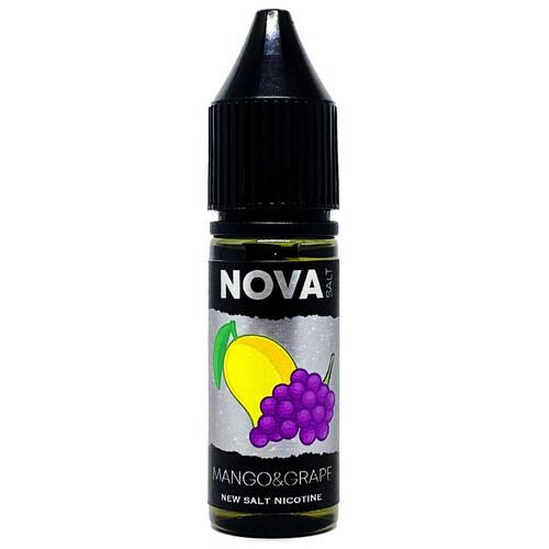 Nova Salt 15мл (Mango Grape)