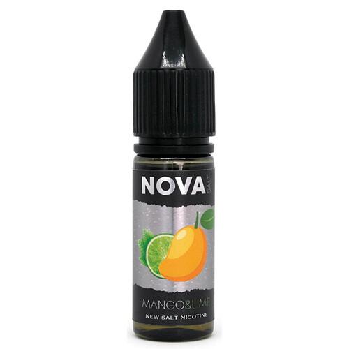 Nova Salt 15мл (Mango Lime)
