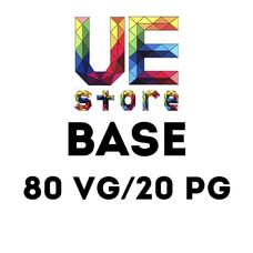 Готовая База 100мл VG/PG 80/20 1.5 мг