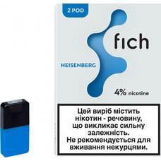 Картриджи Fich (Heisenberg) 4%