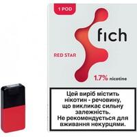 Картриджи Fich (Red Star) 1.7%