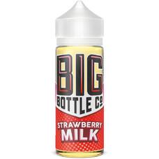 Big Bottle Co. 120мл (Strawberry Milk)
