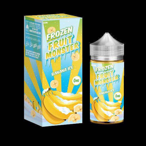Frozen Fruit Monster 100мл (Banana Ice)