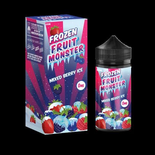 Frozen Fruit Monster 100мл (Mixed Berry Ice)