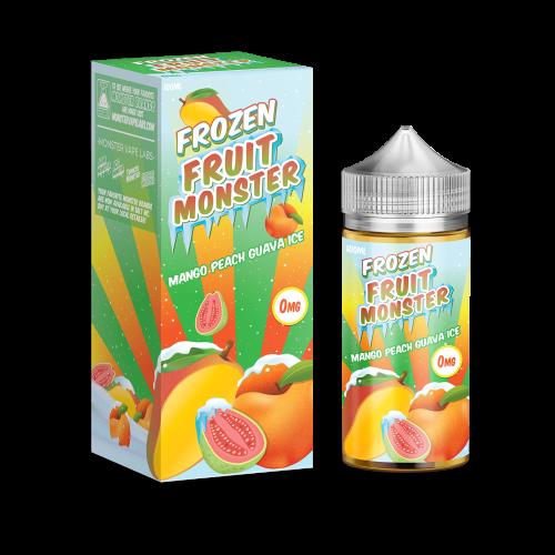 Frozen Fruit Monster 100мл (Mango Peach Guava Ice)