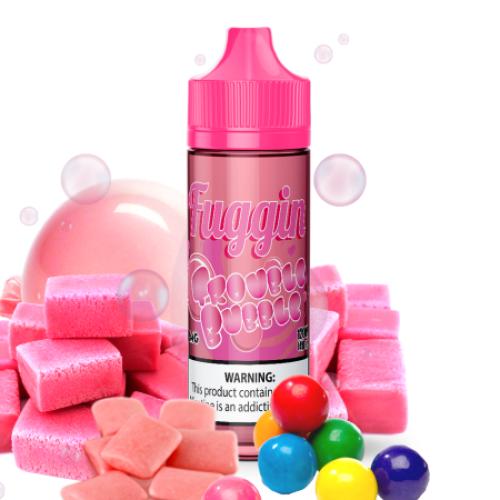 Fuggin Vapor Co. 120мл (Trouble Bubble)