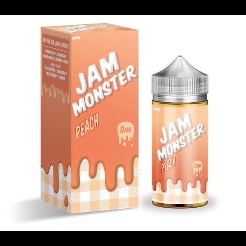 Jam Monster 100мл (Peach)