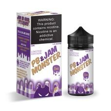 Jam Monster P&B 100мл (Grape)