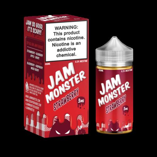 Jam Monster 100мл (Strawberry)