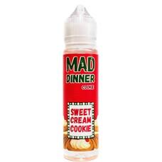 Mad Dinner 120мл (Sweet Cream Cookie)