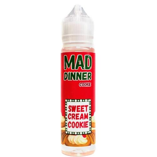 Mad Dinner 60мл (Sweet Cream Cookie)