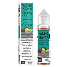Pacha Mama 60мл (Passionfruit Raspberry Yuzu)