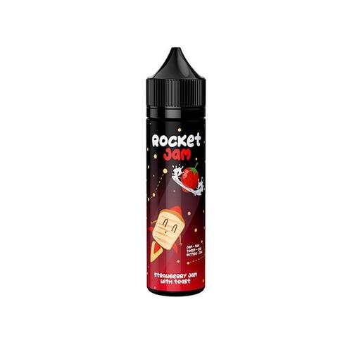 Rocket Jam 60мл (Strawberry Jam)
